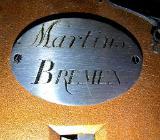 Standuhr MARTINS Bremen, antik - Bremen Blumenthal