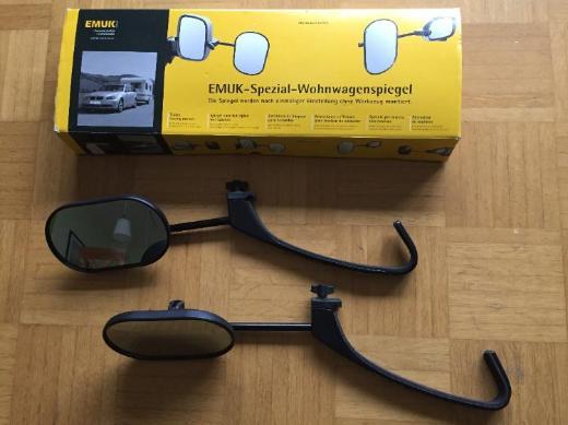 EMUK-Wohnwagenspiegel