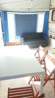 Wohnwagen am 5* Campingplatz Union Lido ab 12.05.2019 zu vermieten - Wilhelmshaven