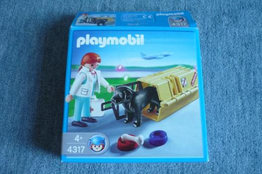 "Playmobil Nr:. 4317 ""Tierärztin"""