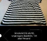 Strickshirt Gr 48/50 von Buddelei - Tarmstedt