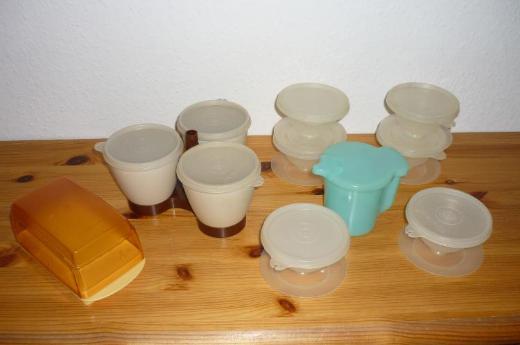 Tupperware, diverses