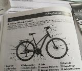E-Bike Kettler Traveller Nuvinci Tiefeinstieg 55/28 - Wingst