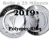 Münze 2019 10 Euro Münze ''In der Luft'' DIE NEUE 10€ Rolle - Oldenburg (Oldenburg)