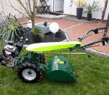 Einachser mit Bodenfräse 7PS Kohler Motor Saisonangebot TPS Greeny - Ganderkesee
