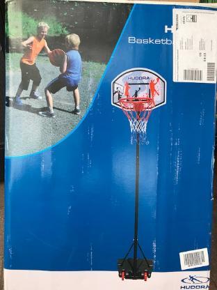 HUDORA, Basketballständer,