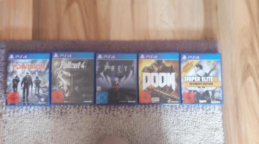 Playstation 4 Spiele - Damme