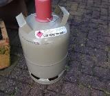 Gasflasche Leer - Langen (bei Bremerhaven)
