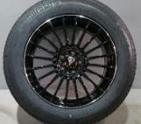 NEU AX5 Alufelgen Sommerreifen Mercedes GLC X253 Q5 * 235/60 R18 - Zeven