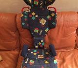 Kindersitz Römer Zoom mit Schlafstütze Comfy - Achim