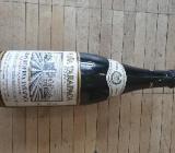 1 Fl. Vina Tarapaca Chilenischer Rotwein 1982 - Achim