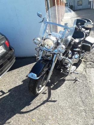 Harley Davidson  Road King - Bremerhaven