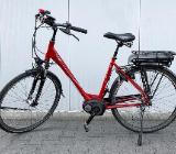 """Victoria E-Trekking 7.5 Damen E-Bike 28"""" 53cm 7-Gang rot - Edewecht"""