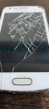 Galaxy D DUOZ - GT S 7562 - D2 SIM Karten- Glasbruch - Worpswede
