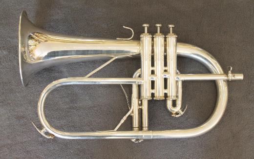 Dynasty / Getzen B - Flügelhorn, versilbert inkl. Koffer - Bremen Mitte
