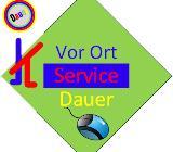 IT Vor Ort Service Dauer / preiswert & zuverlässig / Bremen - Bremen Osterholz