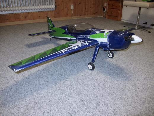 Osterangebot Elektro Kunstflugmodell MX2 55€ bei Abholung