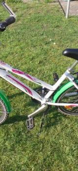 """Mädchen Rad Pegasus weiß/ grün, Rahmenhöhe 44 cm, Reifengröße 26"""" - Hude (Oldenburg)"""