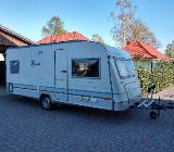 Wohnwagen Knaus Azur 495 TF, Mover, 2. Hand, Fahrradtr., 100er Z. - Langwedel (Weser)
