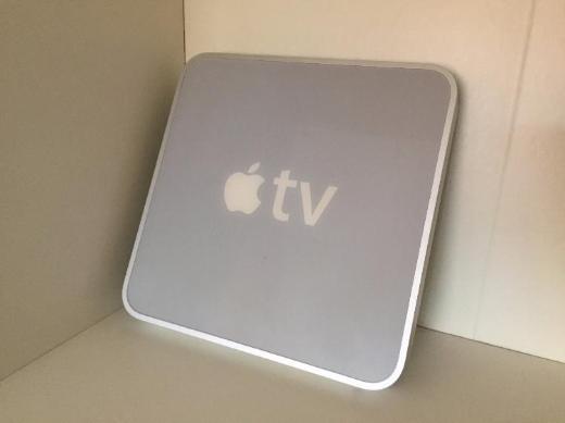 AppleTV 1. Generation mit Festplatte