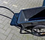 Umweltbewußt: Praktischer Fahrrad-Anhänger mit Anhängevorichtung, guter Zustand! - Diepholz