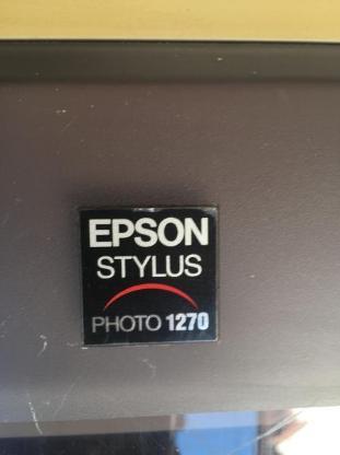 Epson Stylus Photo 1270 A3 Drucker