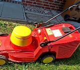 """Umweltbewußt: """"WOLF""""-Elektro-Rasenmäher mit Fangkorb, guter Zustand! - Diepholz"""
