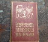 Adressbuch von 1916 - Bremen