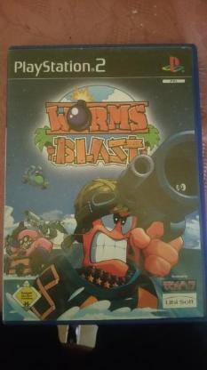 Worms blast ps2 - Nordenham
