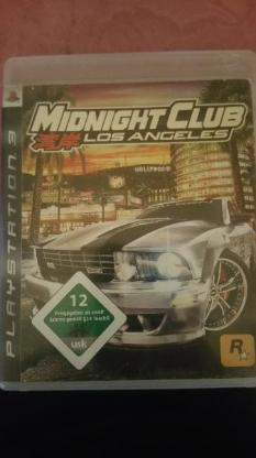Midnight Club los Angeles ps3 - Nordenham