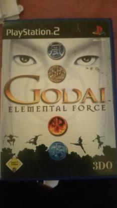 Godai elemental force ps2 - Nordenham