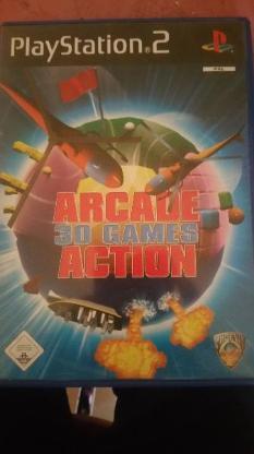Arcade 30 games Action ps2 - Nordenham