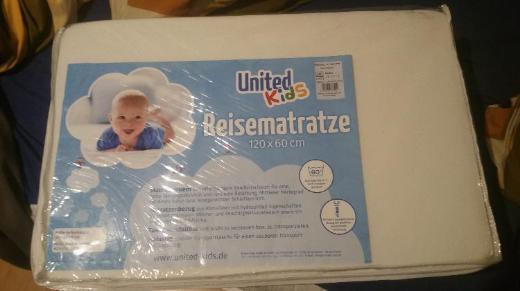 Reisematratze baby - Nordenham