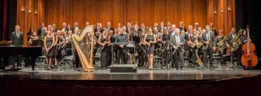Cinema meets symphonic winds – sinfonisches blasorchester wehdel Konzert - Schiffdorf