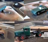 47 Alte Modellautos hauptsächlich Wiking und Herpa - Großenkneten