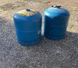 Gas Flasche für Cemping - Cuxhaven