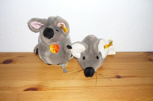 "Diverse STEIFF ""Mäuse"" (Original Knopf im Ohr)"
