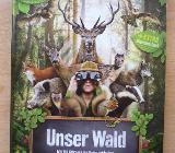 """WWF Sticker """"Unser Wald"""" - Bremen"""