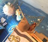 Wunderschönes Spielbett Etagenbett Kinderbett 90 x 200 -Wrack Nemo - Neuenkirchen (Land Hadeln)
