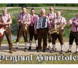 Original Huntetaler,Band in Alpentracht - Rastede