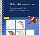 Malen - Erinnern - Leben von M. Jettenberger (2012, Ringbuch) sehr gut erhalten - Oldenburg (Oldenburg)