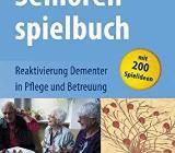 Seniorenspielbuch v. Ursula Stöhr sehr gut erhalten - Oldenburg (Oldenburg)