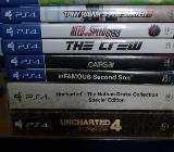 PS4 Spiele Paket - Diverse PS4 Spiele 22(24) Stück - Bad Zwischenahn