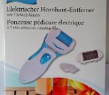 TOP: Praktischer Marken-Hornhaut-Entferner, 2 Schleifköpfe, Batterie, unbenutzt /neu in OVP! - Diepholz