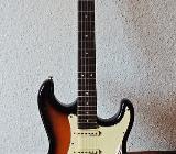 Strat-Gitarrenvollausstattung - Hambergen