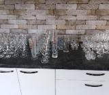 Diverse Gläser zu verkaufen - Bruchhausen-Vilsen