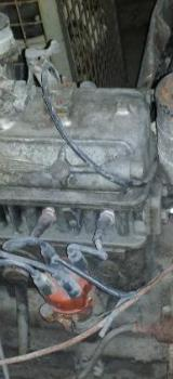 Borgward P100 + 2x Isabella + viele neue und gebrauchte Ersatzteile - Edewecht