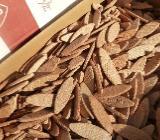 0,10 Kg LAMELLOS (Gr 10) ca.45 Stück,  5,- €- - Formfedern -  Verbindungsplättchen- Holzverbindungsplättchen -Holzlamellen - Worpswede