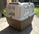 Hunde Korb Transportbox - Martfeld
