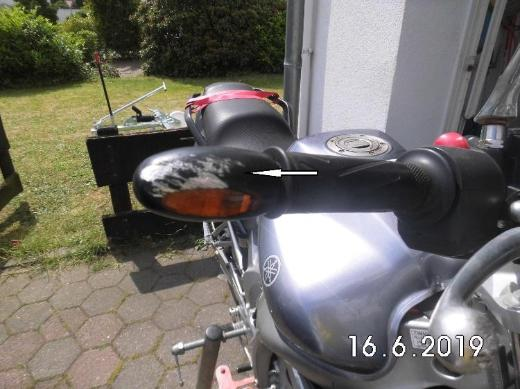 Yamaha FZ 6 - Ritterhude